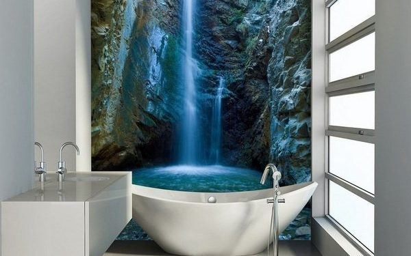 Shower wall designs